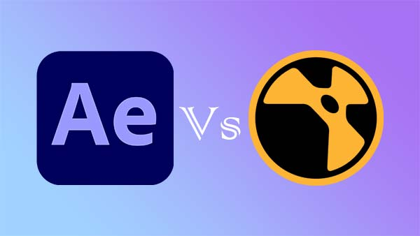 Nuke Vs After Effects