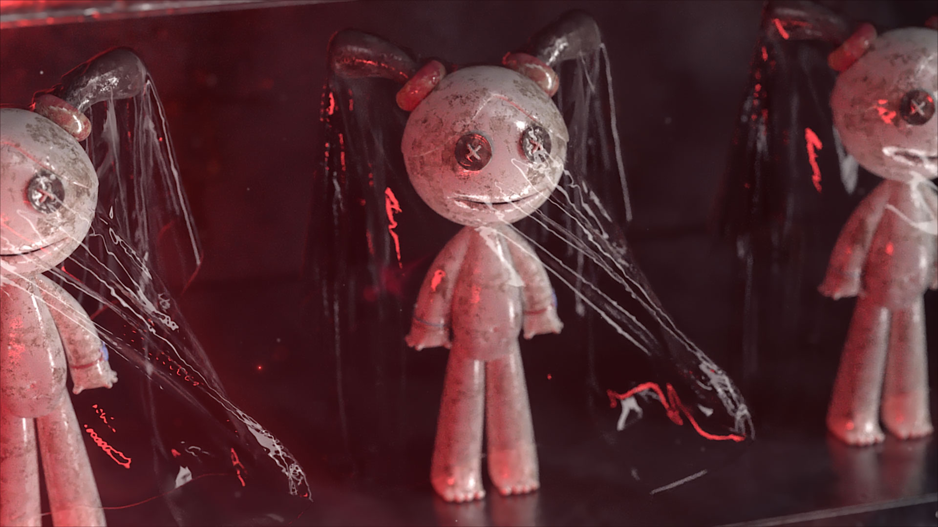Scary Toy